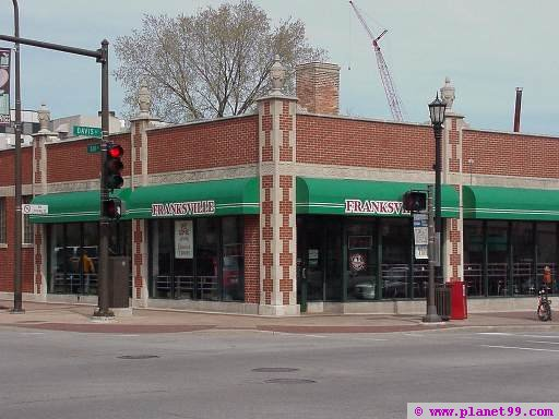 Franksville  , Evanston