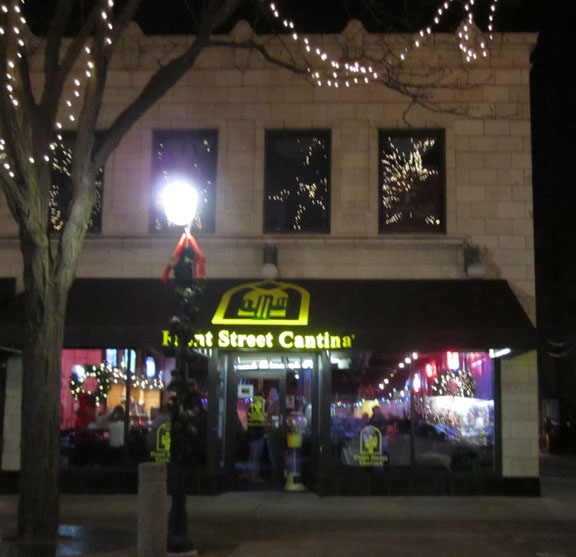 Naperville , Front Street Cantina