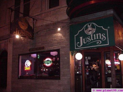 Justin's , Chicago