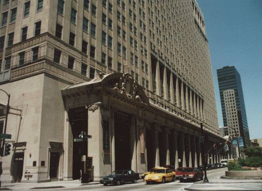Civic Opera House , Chicago