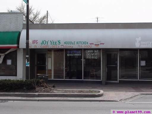 Evanston , Joy Yee Noodle