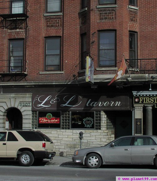 Chicago , L and L Tavern