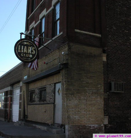 Liar's Club , Chicago