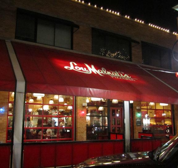 Lou Malnati's Pizzeria , Naperville
