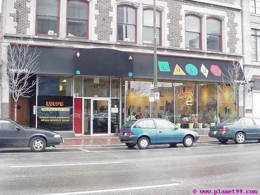 Lulu's , Evanston