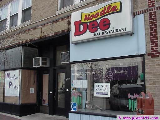 Noodle Dee , Evanston