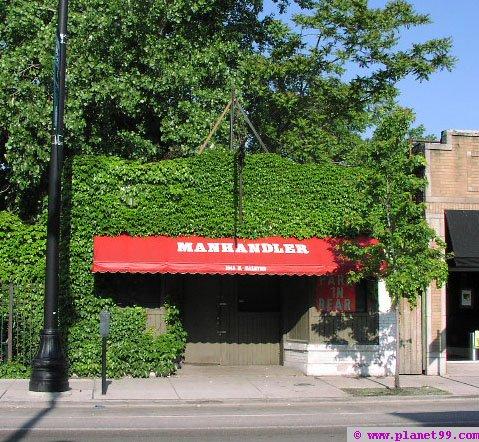 Manhandlers Saloon , Chicago