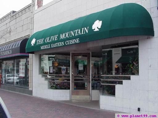 Olive Mountain , Evanston