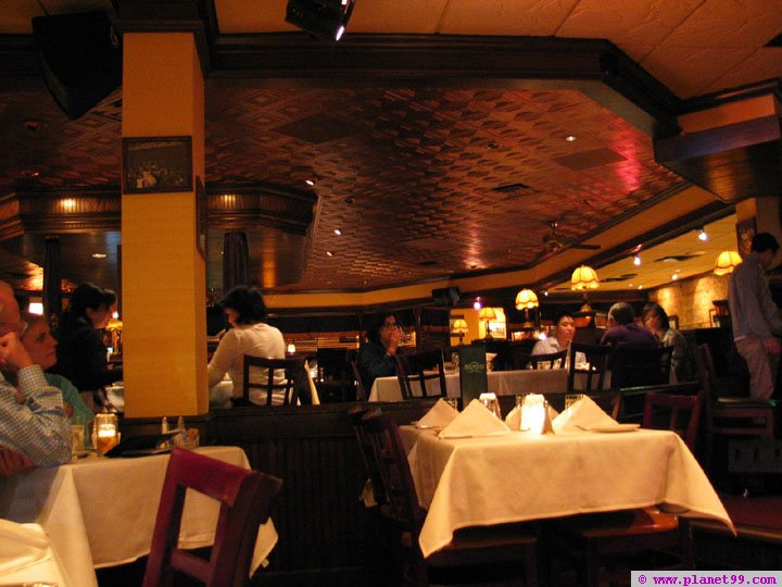 Evanston , Pete Miller's Steak House