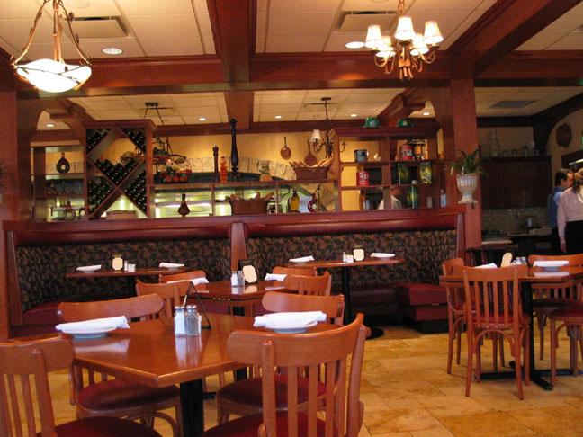 Ridgeview Restaurant , Wilmette