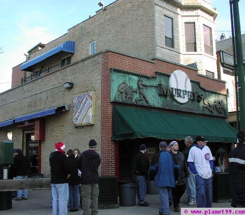 Murphy's Bleachers , Chicago