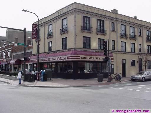 Sherman Restaurant , Evanston