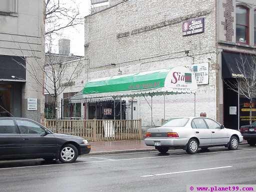 Siam Square , Evanston