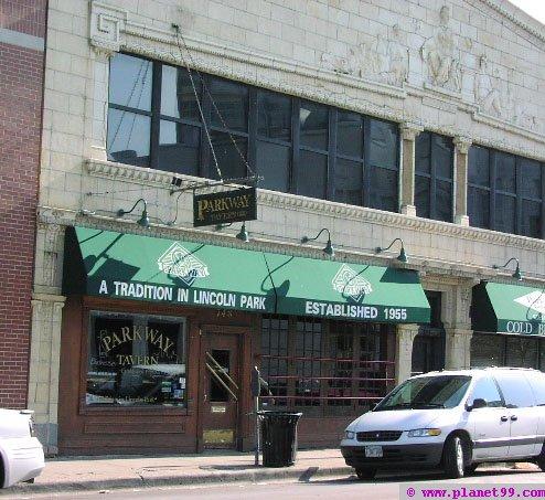 Parkway Tavern  , Chicago