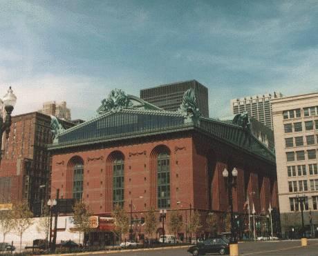 Chicago Harold Washington Library With Photo Via Planet99