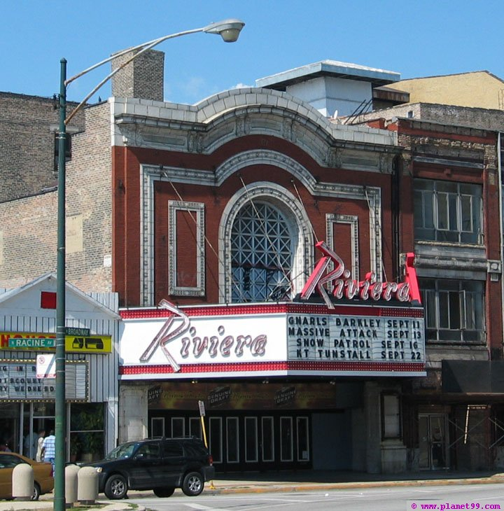 Riviera , Chicago