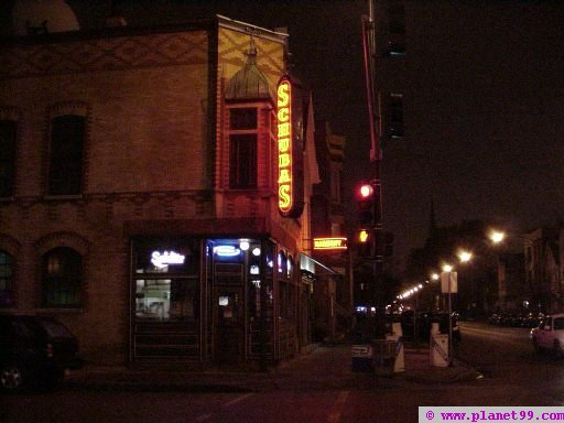 Schuba's , Chicago