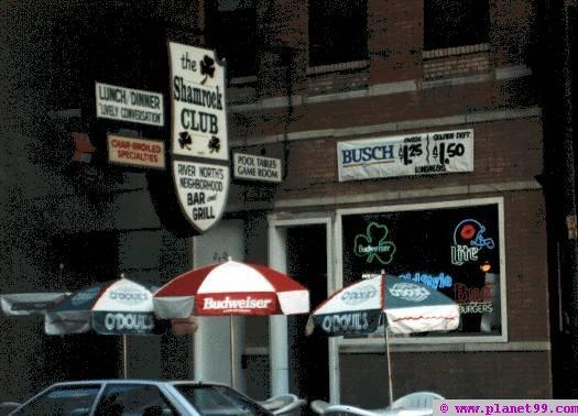 Shamrock Club , Chicago