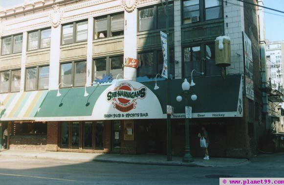 Shenannigans House of Beer , Chicago