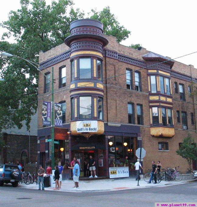 Sheffield's Beer and Wine Garden , Chicago