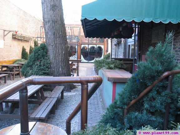 Sheffield's Beer and Wine Garden , Chicago