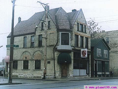 Wilbur's Lounge , Milwaukee
