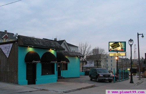 Milwaukee , Comedy Cafe
