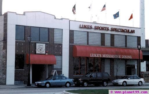Luke's Sports Spectacular  , Milwaukee