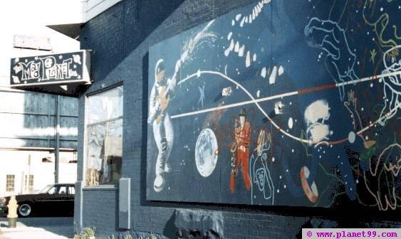 Milwaukee , Mad Planet