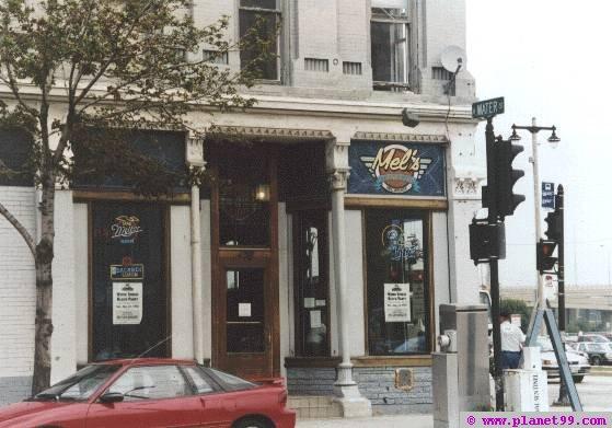 Mel's Corner Tap  , Milwaukee