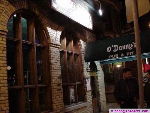 O'Danny's Pub and Pit , Milwaukee