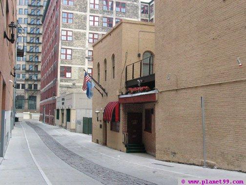 Milwaukee , Safehouse
