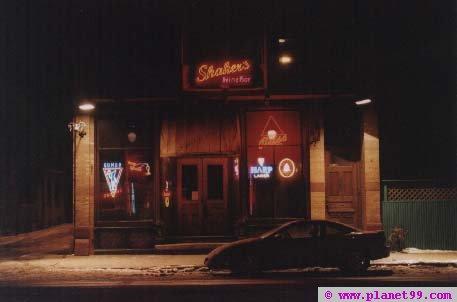 Milwaukee , Shaker's Cigar Bar