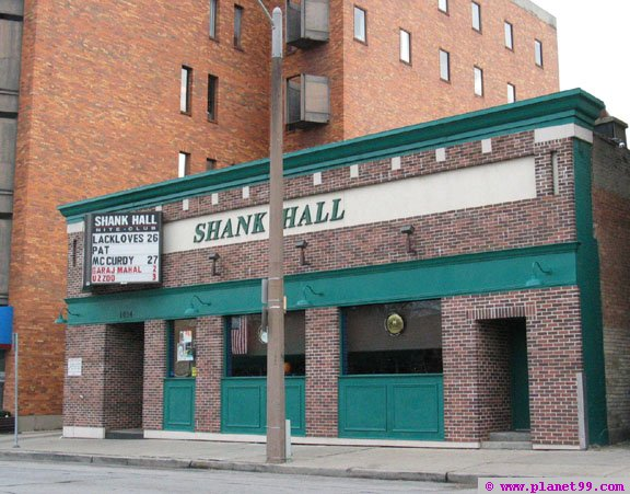 Shank Hall , Milwaukee