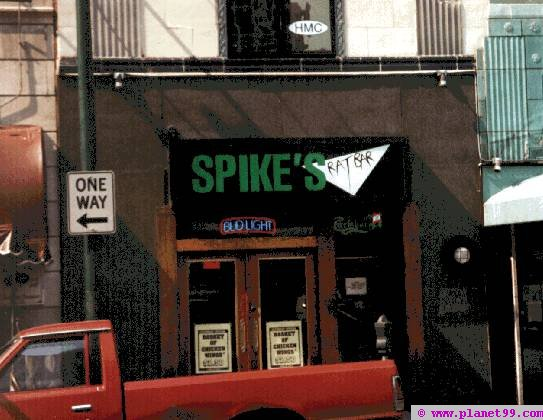Chicago , Spike's Rat Bar