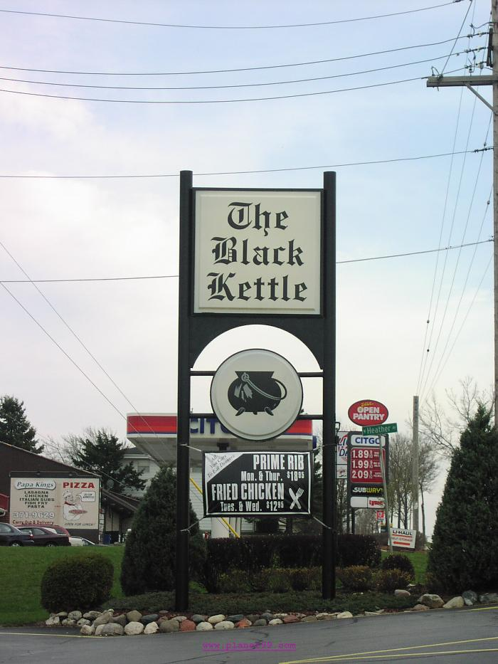 Milwaukee , Black Kettle
