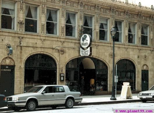 Milwaukee , George Watt's Tea Room