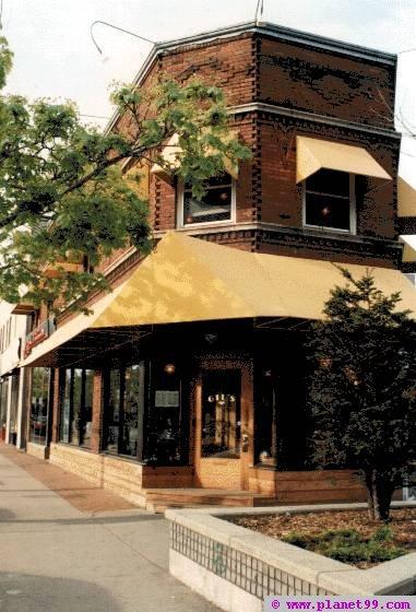 Gil's Espresso Bongo Lounge  , Milwaukee