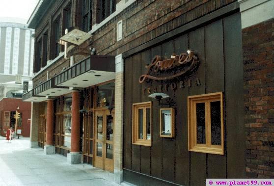 Milwaukee , Louise's Trattoria