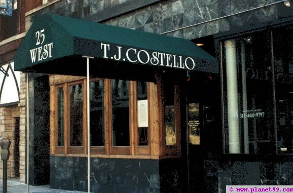 T.J. Costello  , Chicago