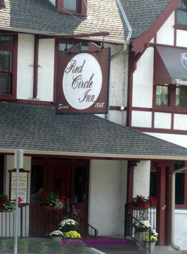 Red Circle Inn , Nashotah