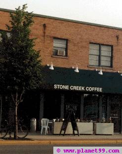 Stone Creek Coffee , Bayshore