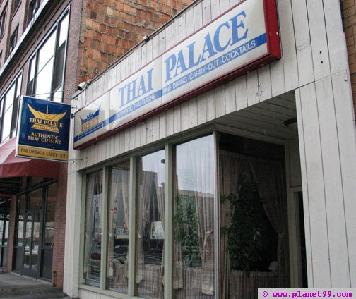 Milwaukee , Thai Palace