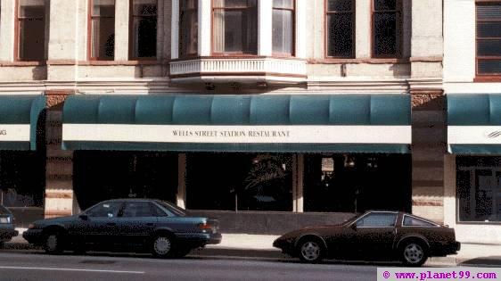 Wells Street Station  , Milwaukee