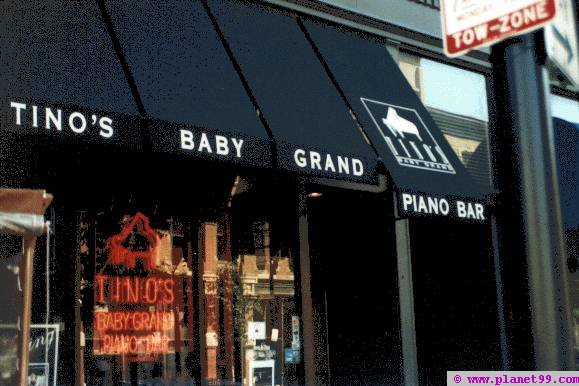 Tino's Baby Grand Piano Bar , Chicago