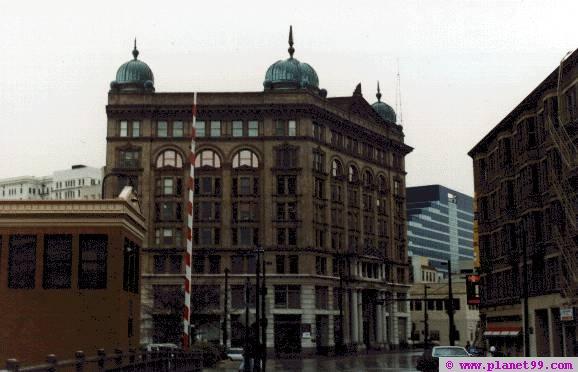 Germania Building , Milwaukee
