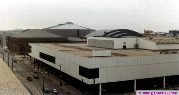 Mecca Convention Center , Milwaukee