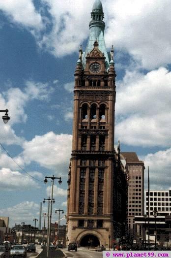Milwaukee City Hall , Milwaukee