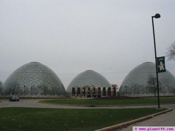 Mitchell Park Conservatory  , Milwaukee