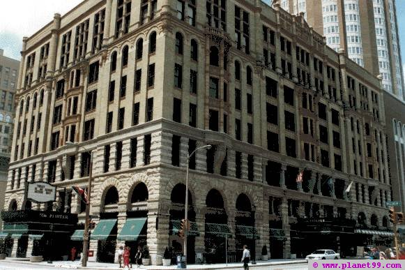 Pfister Hotel , Milwaukee